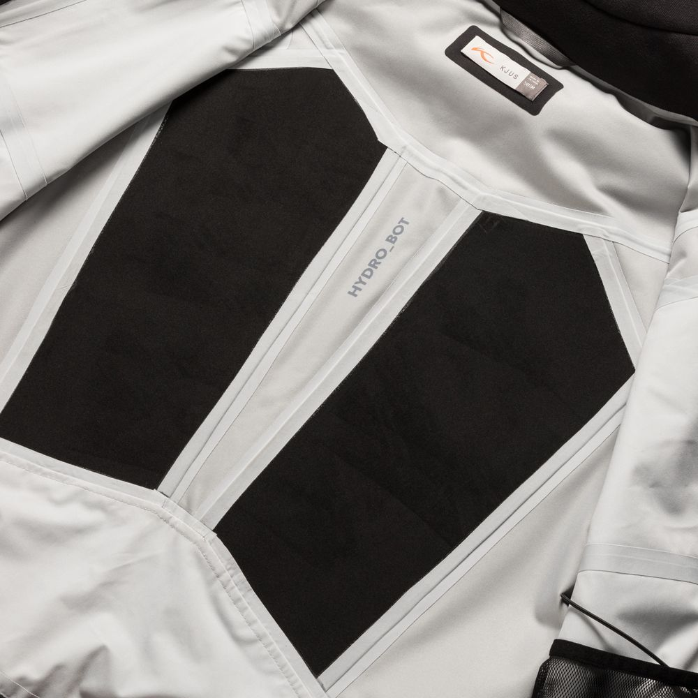 Electro-osmosis in Performance Wear
